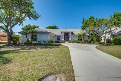 Bonita Springs Single Family Home For Sale: 28496 Del Lago Way
