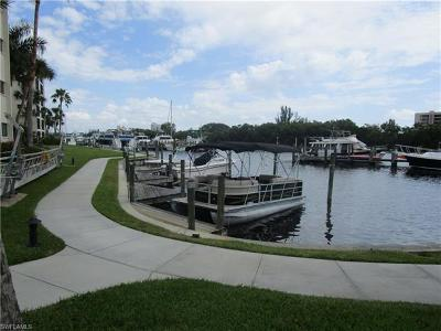 North Fort Myers Condo/Townhouse For Sale: 3462 Hancock Bridge Pky #242