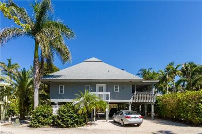 Captiva Single Family Home For Sale: 55 Sandpiper Ct