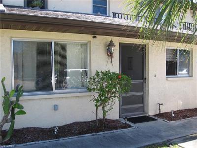 Cape Coral Condo/Townhouse For Sale: 4803 Triton Ct W #2