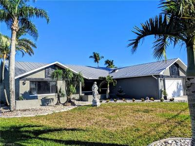Cape Coral Single Family Home For Sale: 4013 SW 23rd Ave