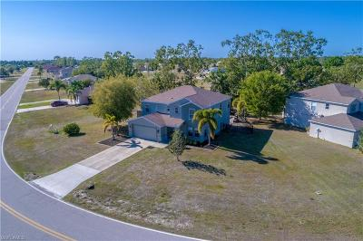 Punta Gorda Single Family Home For Sale: 25734 Prada Dr