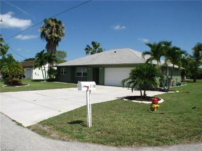 Cape Coral Single Family Home For Sale: 1317 SE 11th Ter