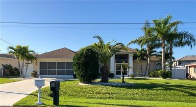 Cape Coral Single Family Home For Sale: 414 SW 47th St
