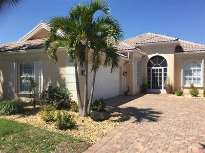 Naples FL Single Family Home For Sale: $599,000