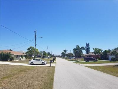 Lee County Residential Lots & Land For Sale: 1153 SW 44th Ter