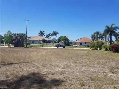 Lee County Residential Lots & Land For Sale: 4407 SW 11th Ave