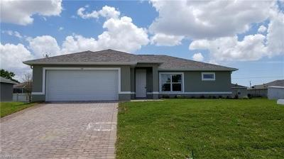 Cape Coral Single Family Home For Sale: 132 NW 14th St