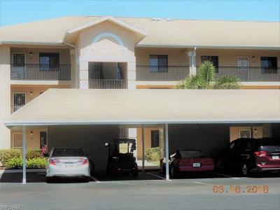 Estero Condo/Townhouse For Sale: 4120 Lorene Dr #302