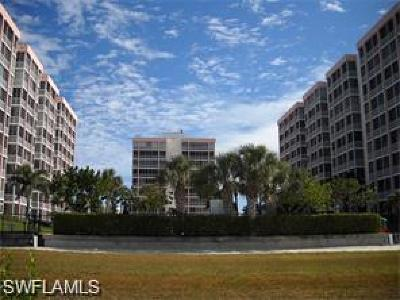Fort Myers Beach Condo/Townhouse For Sale: 7148 Estero Blvd #323