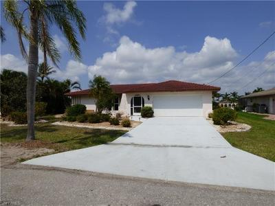 Cape Coral Single Family Home For Sale: 1933 SE 36th St
