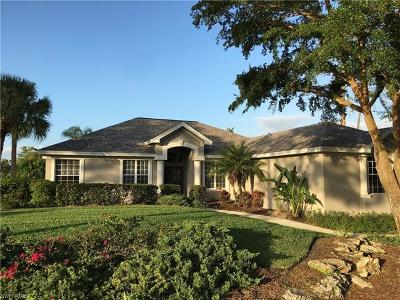 Fort Myers Single Family Home For Sale: 7681 Knightwing Cir