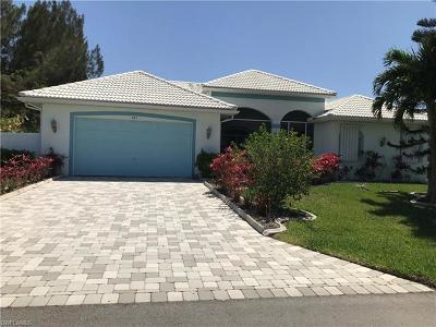 Cape Coral Single Family Home For Sale: 123 SE 16th Pl