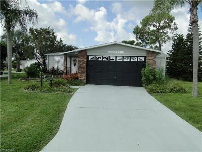 North Fort Myers Mobile/Manufactured For Sale: 10086 Broken Woods Ct