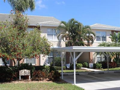 Fort Myers Condo/Townhouse For Sale: 14511 Daffodil Dr #1403