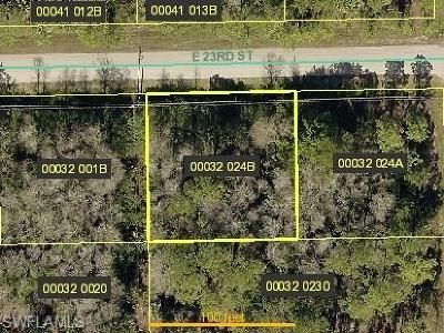 Residential Lots & Land For Sale: 3004 E 23rd St