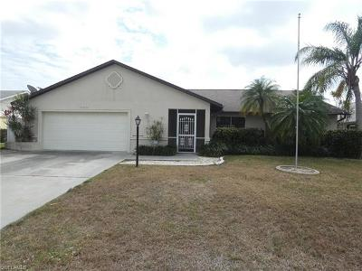 Lee County Single Family Home For Sale: 1414 SE 12th Ter