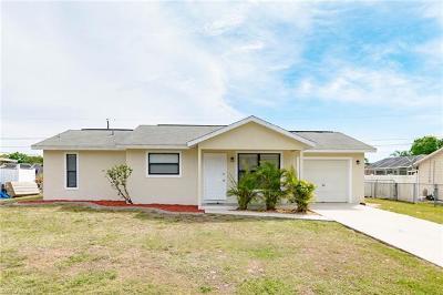 Port Charlotte Single Family Home For Sale: 304 Fletcher St