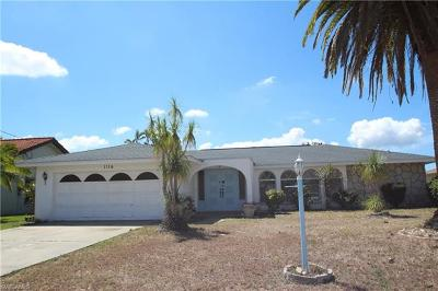 Cape Coral, Matlacha, North Fort Myers Single Family Home For Sale: 1116 SE 32nd St