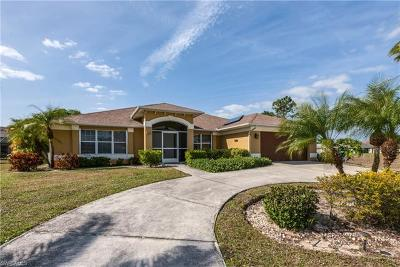 Cape Coral Single Family Home For Sale: 4130 Oasis Blvd