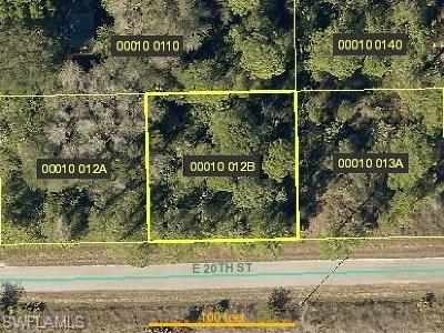 Residential Lots & Land For Sale: 3203 E 20th St