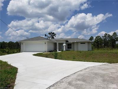 Fort Myers Single Family Home Pending With Contingencies: 1256 Burma Ct