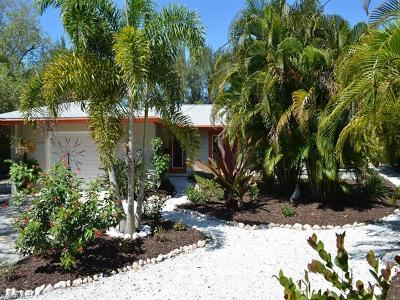 Sanibel Single Family Home For Sale: 1805 Ibis Ln