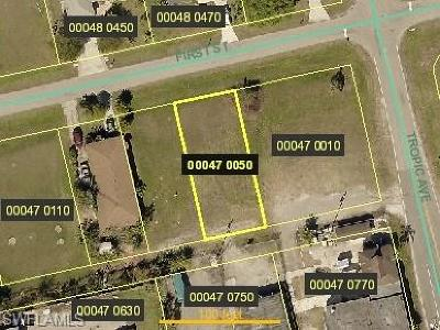 Fort Myers FL Residential Lots & Land For Sale: $24,900