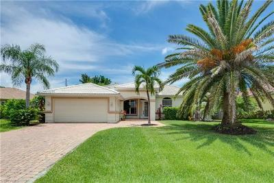 Cape Coral Single Family Home For Sale: 2836 SW 47th Ter