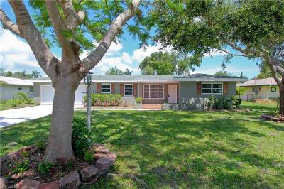 Fort Myers Single Family Home For Sale: 5089 Greenbriar Dr