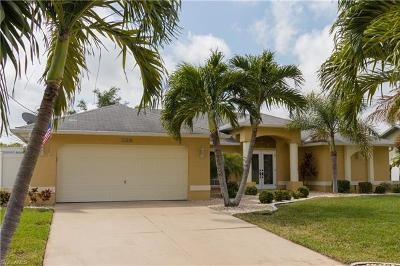 Cape Coral Single Family Home For Sale: 1460 SE 16th St
