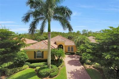 Fort Myers Single Family Home For Sale: 12491 Villagio Way