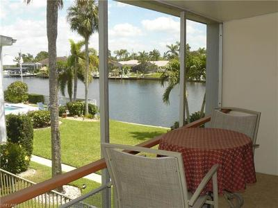 Cape Coral Condo/Townhouse For Sale: 330 Tudor Dr #202