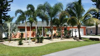 Fort Myers Single Family Home For Sale: 16790 Gina Way