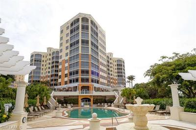 Shores, The Paramount, The Shores Condo/Townhouse For Sale: 14270 Royal Harbour Ct #1019