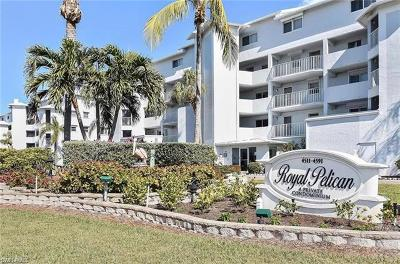 Fort Myers Beach Condo/Townhouse For Sale: 4531 Bay Beach Ln #333