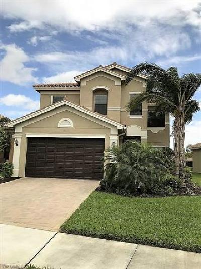 Fort Myers Single Family Home For Sale: 11509 Summerview Way