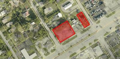 Fort Myers Commercial Lots & Land For Sale: 4823 Palm Beach Blvd