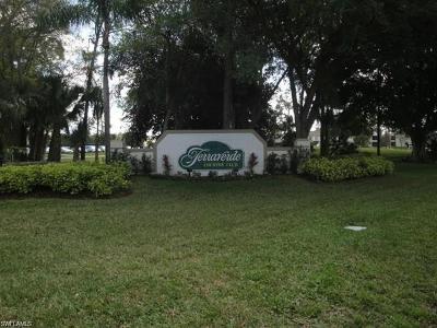 Condo/Townhouse For Sale: 17171 Terraverde Cir #10