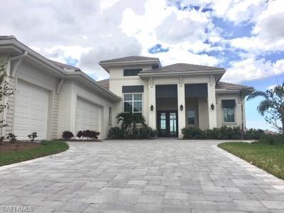 Fort Myers Rental For Rent: 17288 Hidden Estates Cir