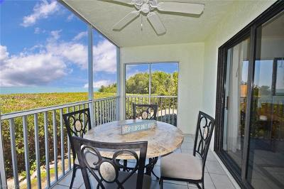 Sanibel, Captiva Condo/Townhouse For Sale: 5136 Bayside Villas