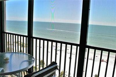 Fort Myers Beach Condo/Townhouse For Sale: 2800 Estero Blvd #1104