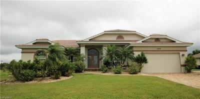Punta Gorda Single Family Home For Sale: 17046 Torreon Ln