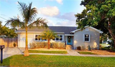Fort Myers Single Family Home For Sale: 3443 Silvestre Dr