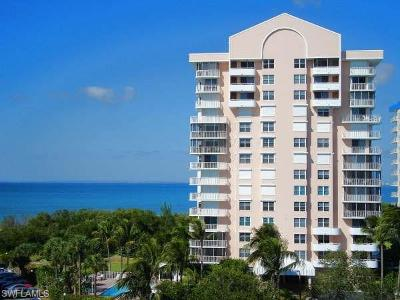 Fort Myers Beach Condo/Townhouse For Sale: 7390 Estero Blvd #103B