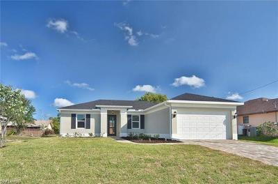 Fort Myers Single Family Home For Sale: 1269 Genoa Ave