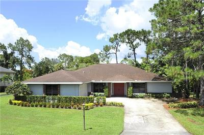 Single Family Home For Sale: 16640 Bobcat Ct