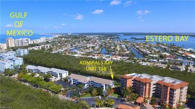 Fort Myers Beach Condo/Townhouse For Sale: 22652 Island Pines Way #158