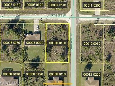 Residential Lots & Land For Sale: 3001 45th St W