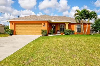 Cape Coral Single Family Home For Sale: 2116 Chiquita Blvd N